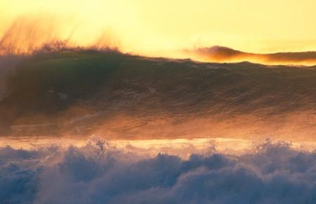 Rockpile Sunset Push