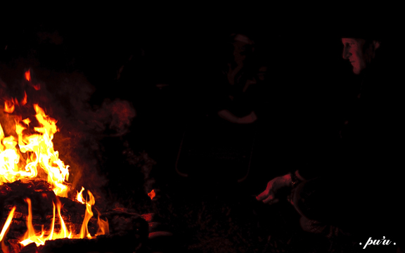 Gaviota Campfire