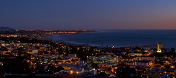 Ventura City Twilight