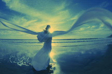 Cerulean Angel