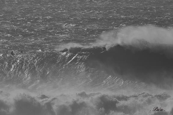 Maverick's: Big Winter Swell, in Fall