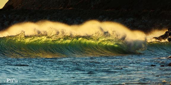 Fluid Emerald